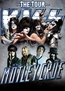 THE TOUR KISS/MOTLEY CRUE  Tour300