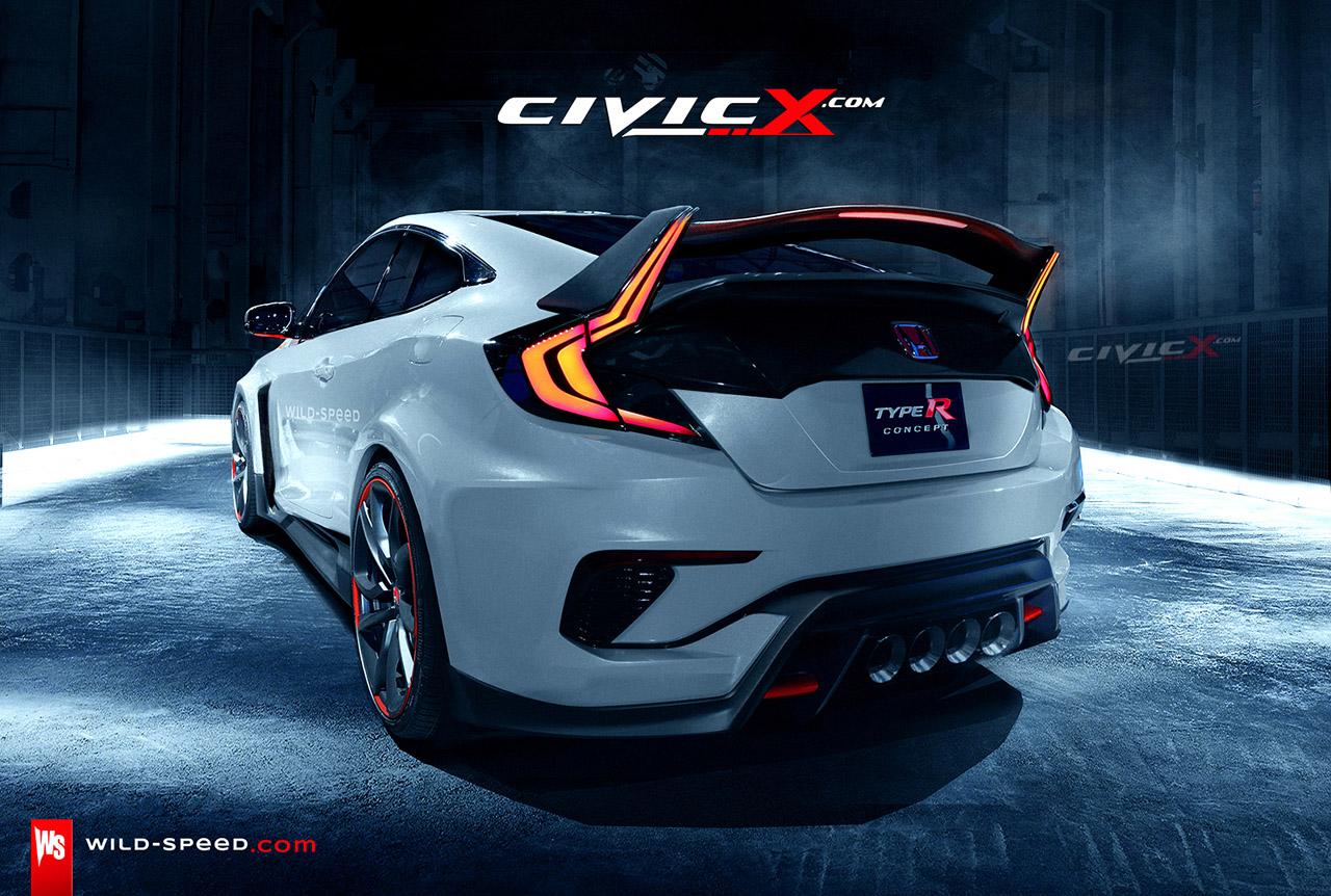 2015 - [Honda] Civic USA / Asia 2017-Honda-Civic-Type-R-Coupe2
