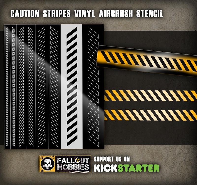 Fallout Hobbies Custom Decals Shop Kickstarter Product%2BShot-Vinyl%2BCaution%2BStripes