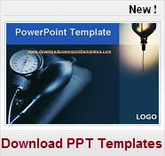 Modèles & Arrières Plans PowerPoint médecine Diapo-ppt-sante-downloadpowerpointtemplates
