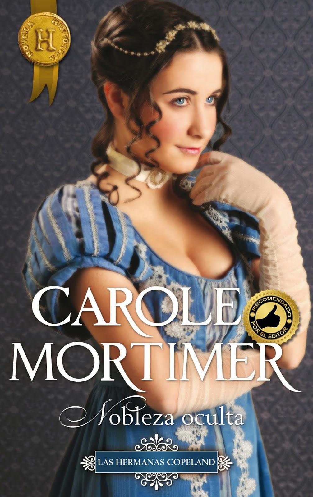Serie Hermanas Copeland 1, 2 , 3 - Carole Mortimer (Rom) 3