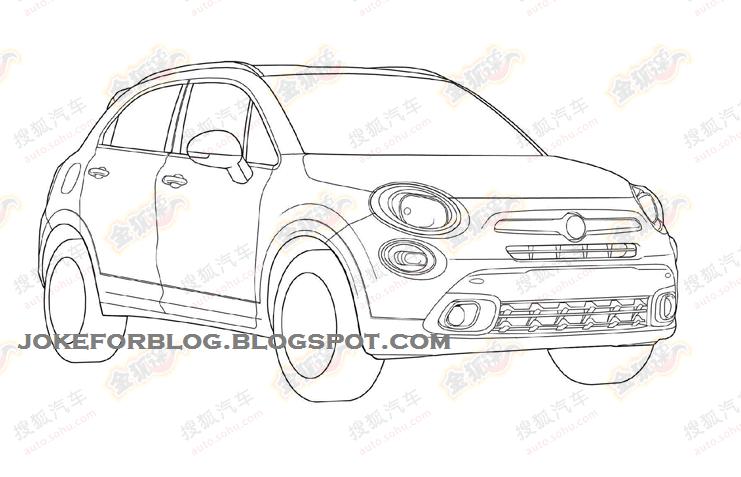 2014 - [Fiat] 500X - Page 5 1