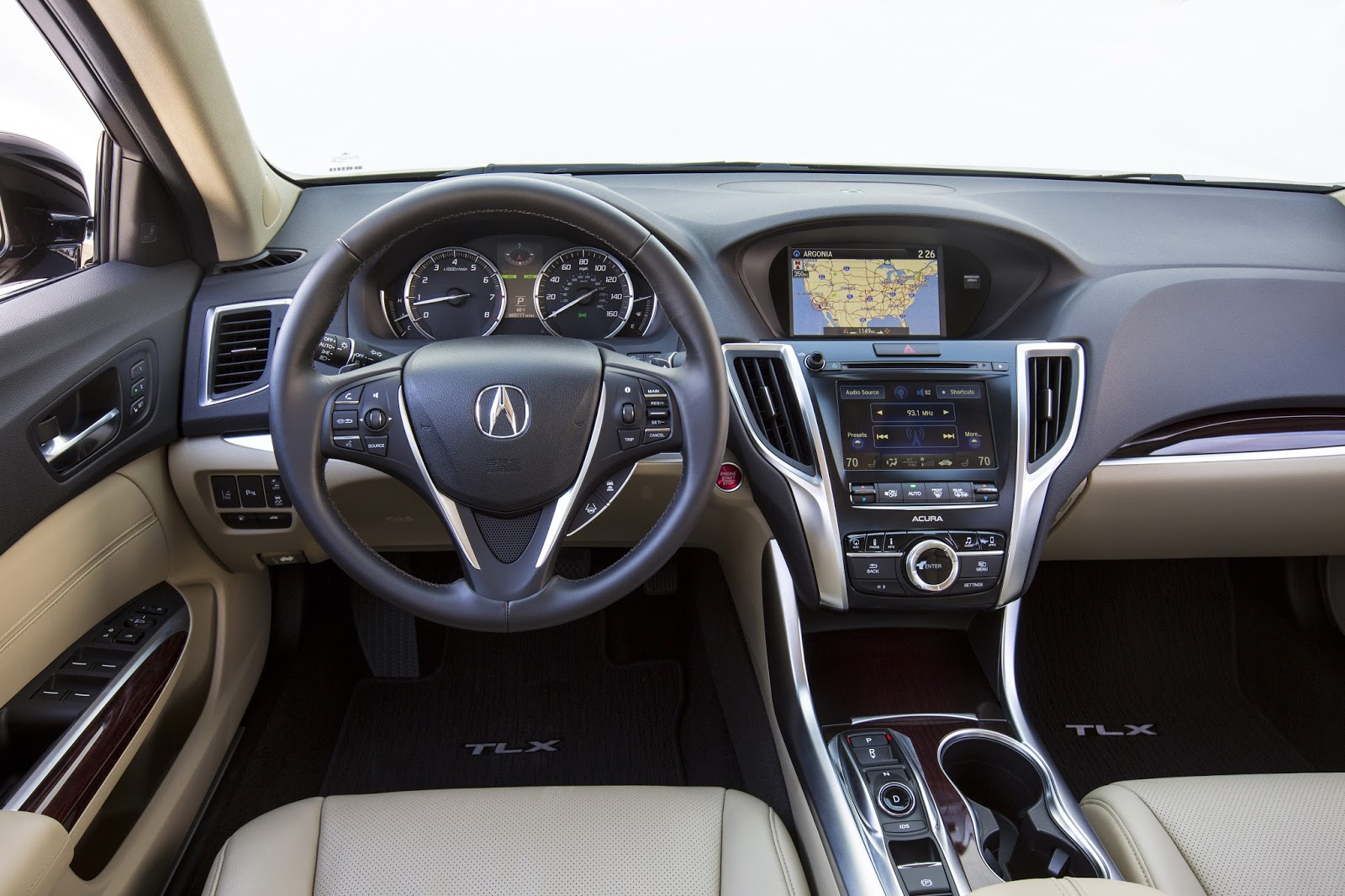 2014 - [Acura] TLX - Page 2 Acura-2015-TLX-33