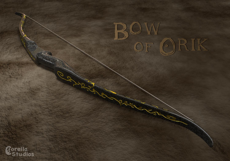 Os primeiros passos fora dos muros Bow_of_orik_by_corellastudios-d4gz7dm