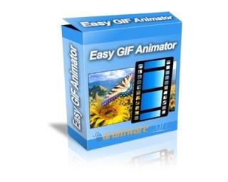 تحميل برنامج عمل رسوم متحركة Easy GIF Animator 5.6 Easy-GIF-Animator