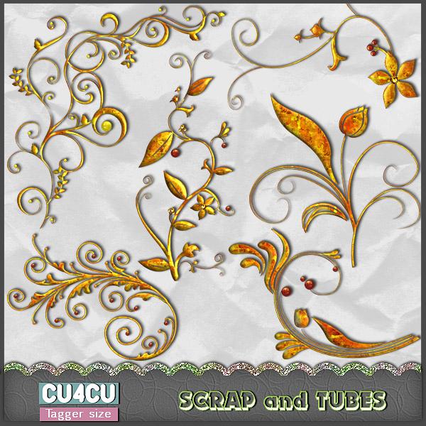 Autumnal Swirls (CU4CU) .Autumnal%2BSwirls_Preview_Scrap%2Band%2BTubes