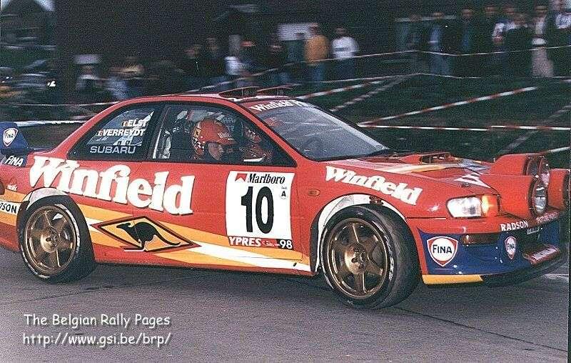 Subaru Impreza WRC, Rally Catalunya '98, Verreydt, 1/18 - Page 2 SUBARU_YPRES_98A