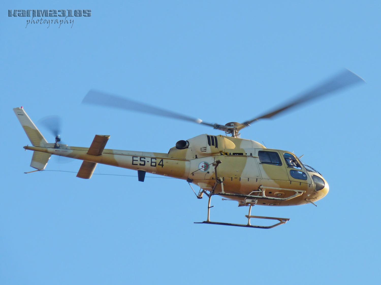 صور مروحيات القوات الجوية الجزائرية Ecureuil/Fennec ] AS-355N2 / AS-555N ] P1140219