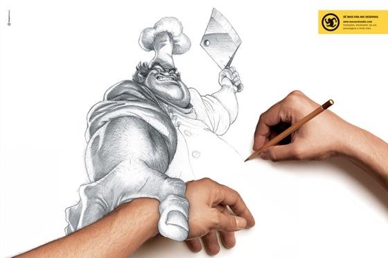 Dibujos vivos Macacolandia-butcher