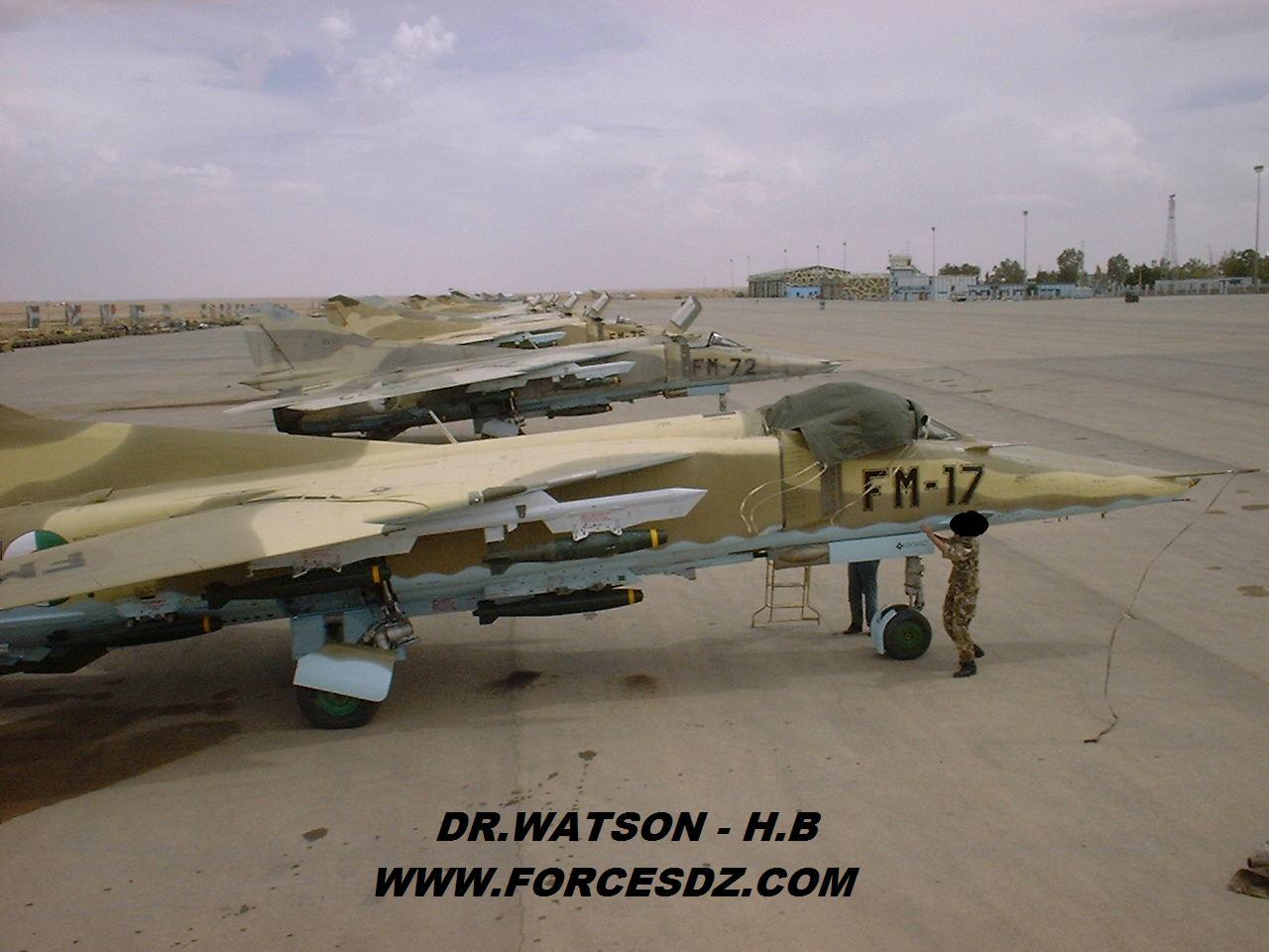 غارات ليبيا بين حفتر و الحقيقة ARGELIA%2BMIG-23BN%2B2%2BBOMBAS%2BMK-82