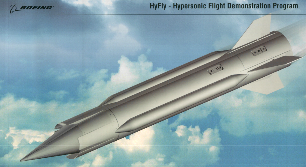 3M22 Zircon Hypersonic Cruise Missile - Page 5 Hyfly