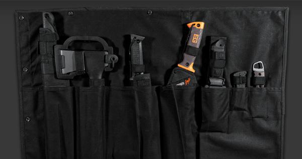 L'équipement tout droit sorti du FIlm , Gerber Apocalypse KIT . GERBER-APOcalypse-kit