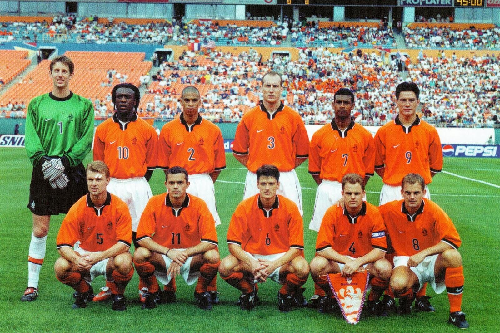 Hilo de la selección de Holanda 1998_usa_hol_0_2