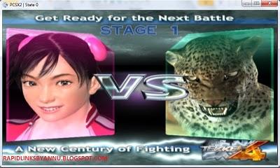 Tekken 4 for PC Mediafire Links 1