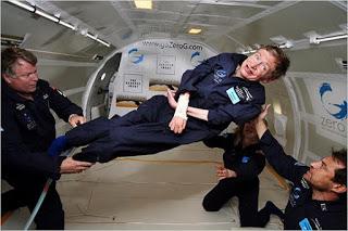Gravity Does Not Exist! WeightlessHawking