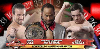 Verdade ou Mito #61 - Especial ROH 14th Anniversary 022616world-title1