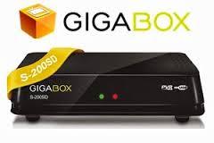 gigabox - GIGABOX S-200SD (V.2.44) ATUALIZAÇÃO Download