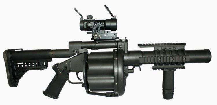 X-Gun R.1 A37ruptura