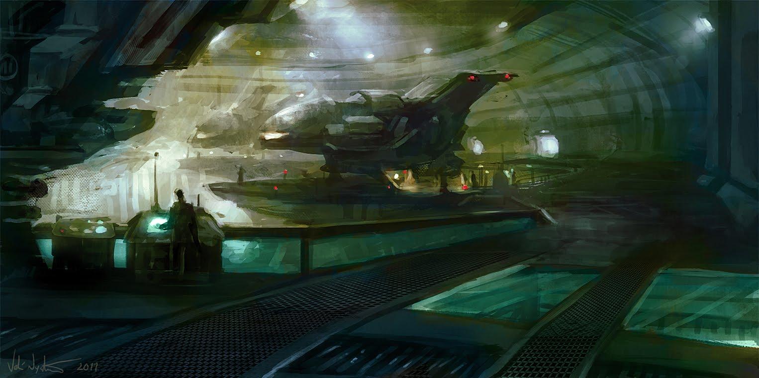A la recherche de la Source Spaceship%2Binterior4