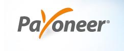 بطاقة ماستركارد مجانية من بنك payonner + تفعيل حساب paypal  Payoneer00
