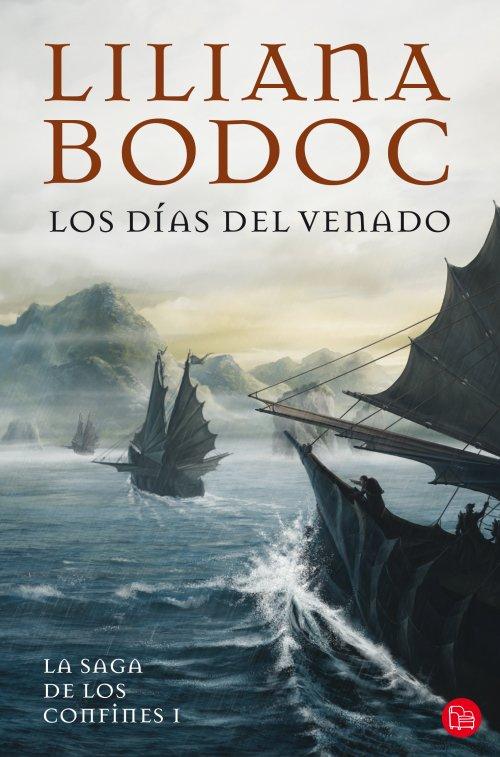 Novedades sobre La Saga de los Confines (edición de bolsillo y nuevo libro) Portada-dias-venado_grande