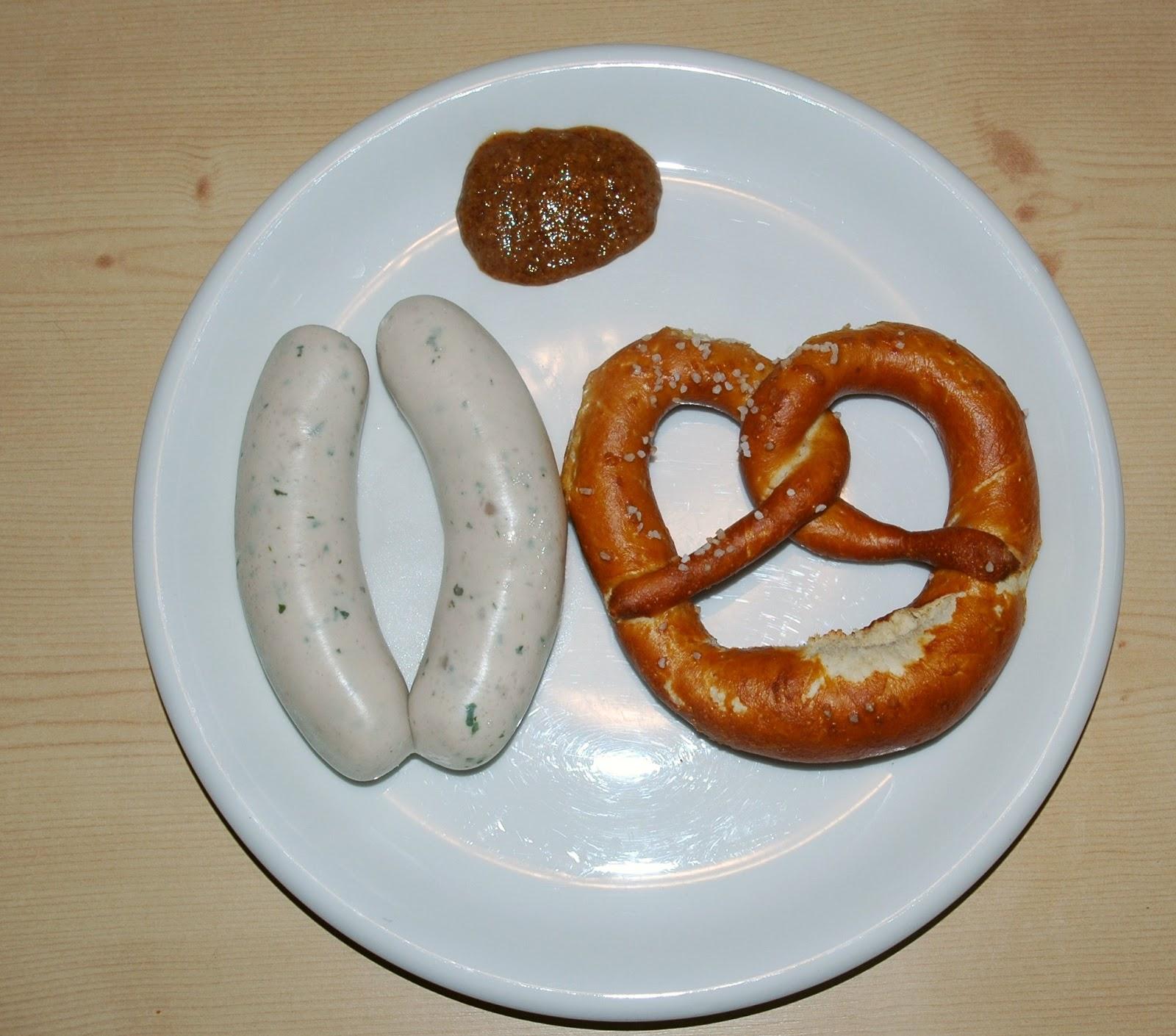 Samo za ljubitelje prave hrane (treći dio teme) Weisswurst