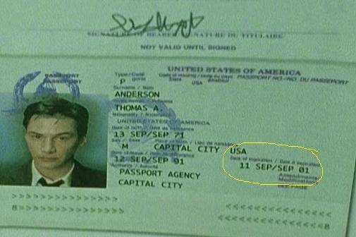 El Plan del Falso Profeta Matrix-passport