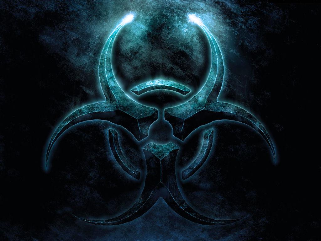 Images: Game Ov3r - Page 2 Biohazard-blue-logo-symbol