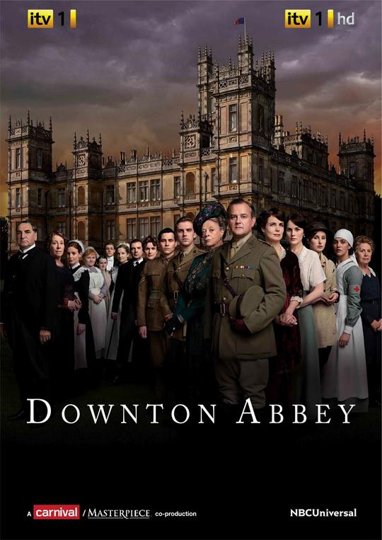 Filmski plakati - Page 7 Downton-Abbey-poster
