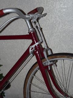 Os presento mi nuevo proyecto, restaurar una bici clásica. 6