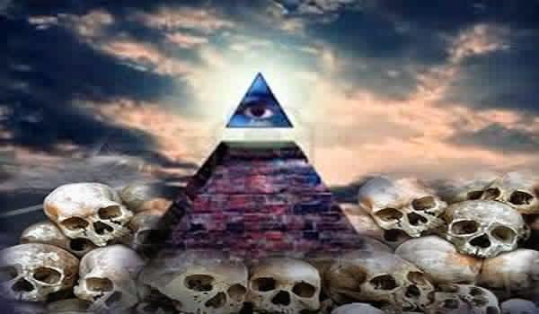 Où VAS LE MONDE IMMONDE The-Illuminati