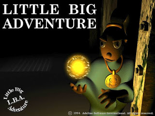 Little Big Adventure Lba1