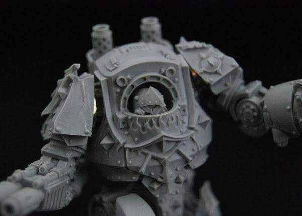 Warhammer 30k Sons of Horus  SOH_Contemptor_WIP_04