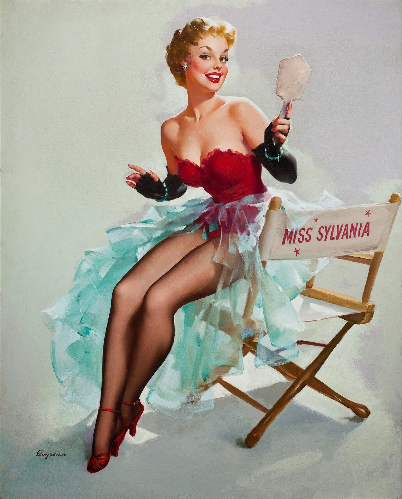 Pin up ilustracije - Page 6 GIL_ELVGREN_098