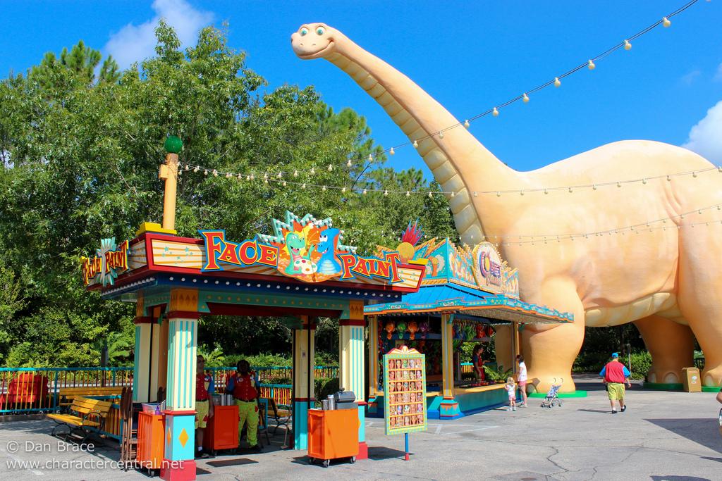 [Disney's Animal Kingdom] Pandora - The World of Avatar (27 mai 2017) - Page 6 Dinoland