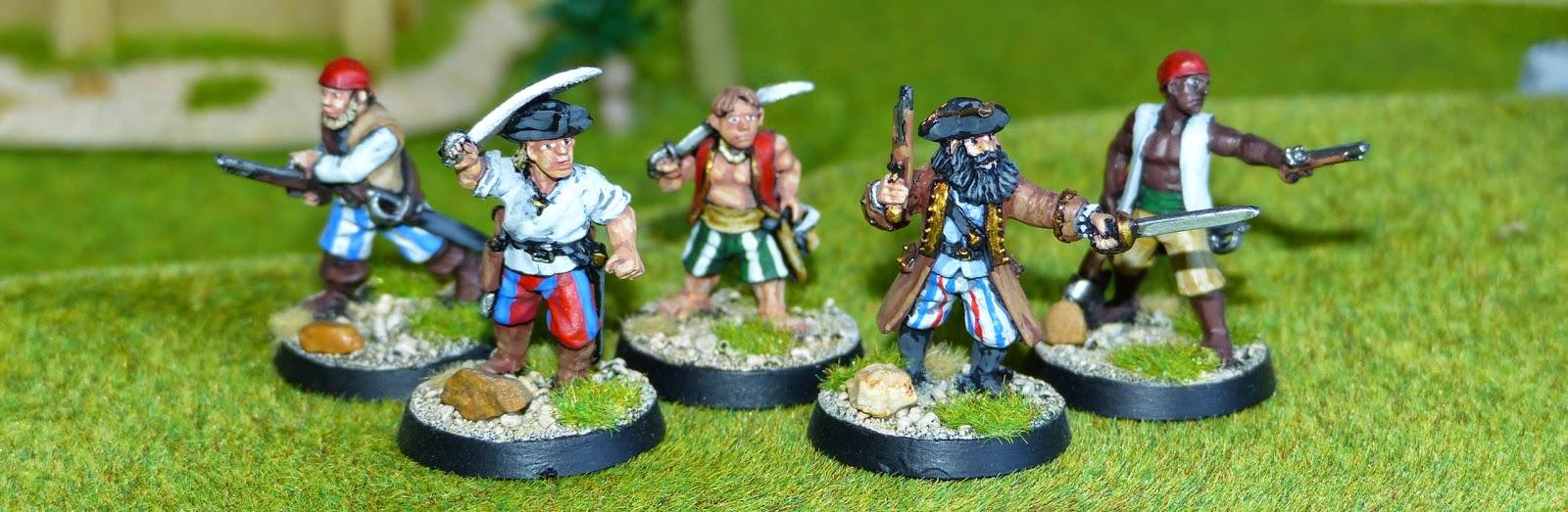 Mes Pirates Team-Capitaine-Calico-Richard