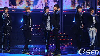 "Boyfriend يتابعون أنشطتهم بـ ""YOU & I"" على M! Countdown Boyfriend_0_mcd"