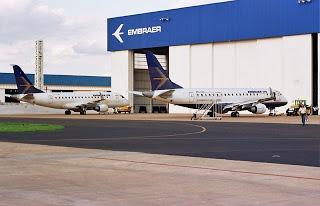 [Brasil] Embraer planeja nova família de aeronaves de grande porte Embraer-fabrica