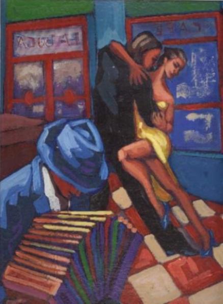LEOPOLDO JUAN GONZÁLEZ Tango