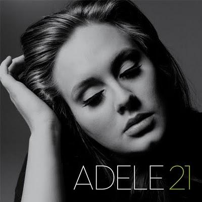 """Álbum >> """"21"""" Adele21"""