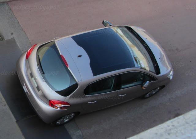 2012 - [Peugeot] 208 - berline [A90/1] 20810