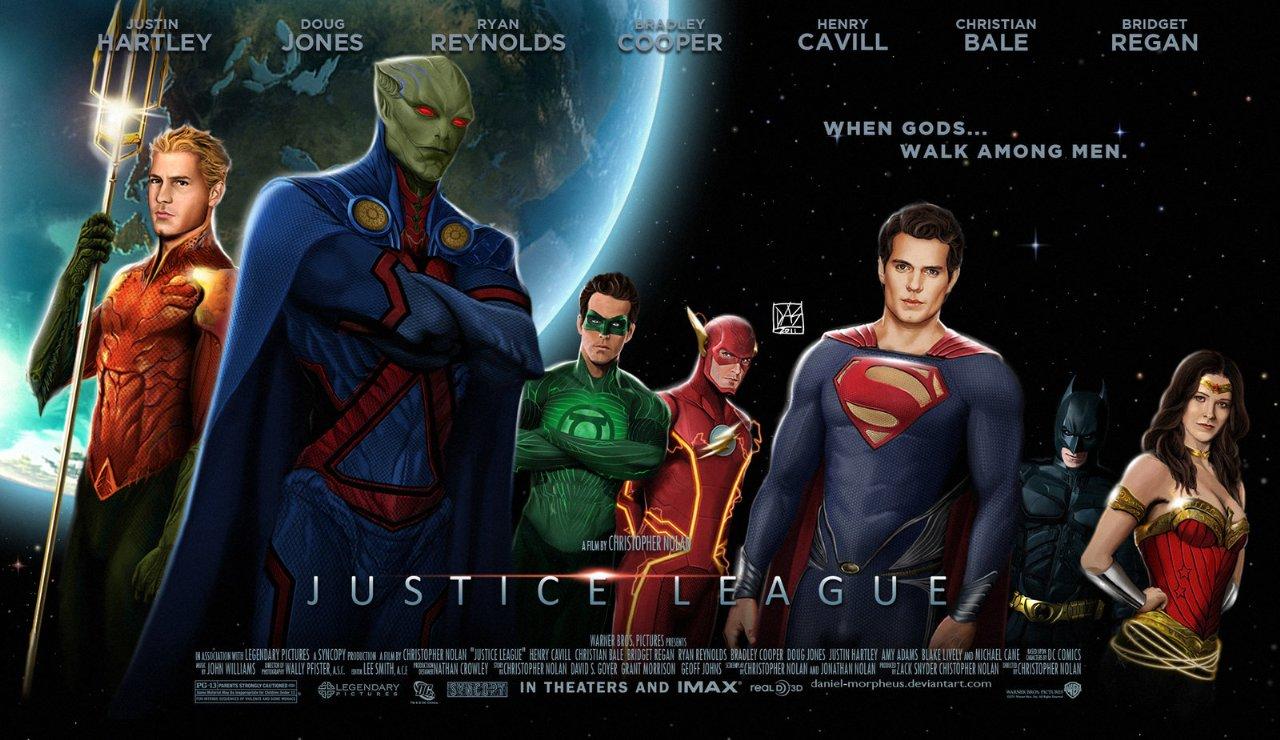 JLA: la Liga de la Justicia en cine Justice_league_doom_jla_movie_poster_pelicula_Tierra_Freak_Tierrafreak.com.ar