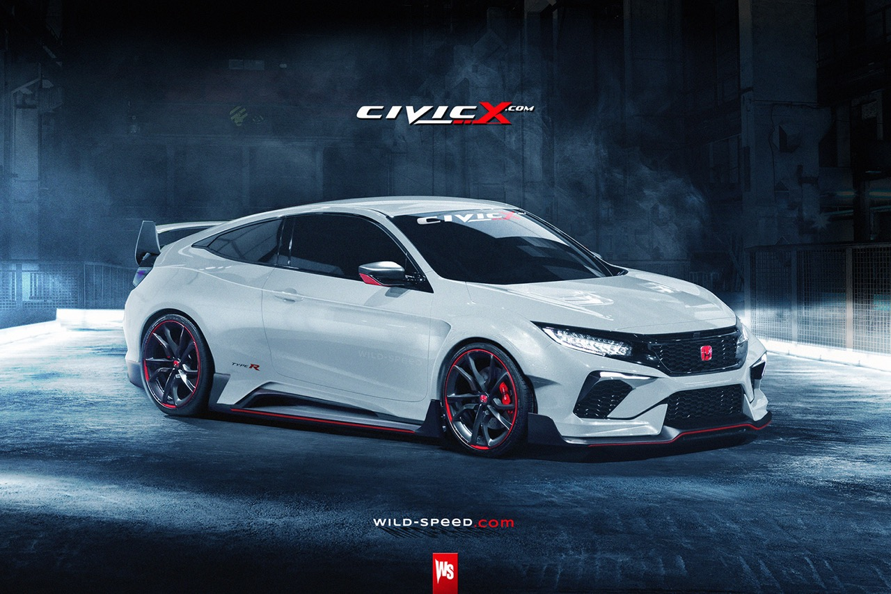 2015 - [Honda] Civic USA / Asia 2017-Honda-Civic-Type-R-Coupe1