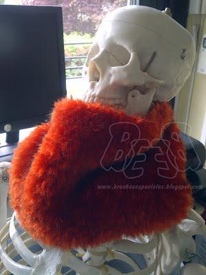Cuello de Visón naranja para Marta IMG-20120425-00845