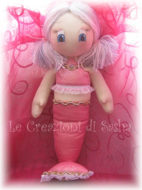 Bambola Sirenetta IMG_3884