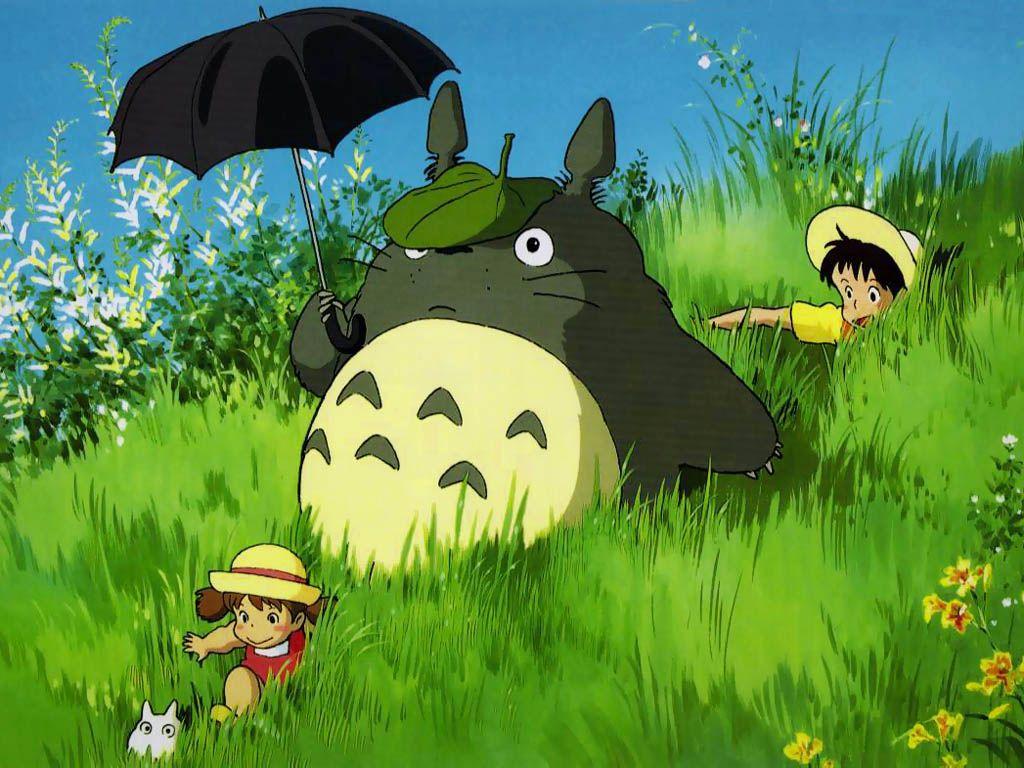 Mi vecino Totoro Totoro_004