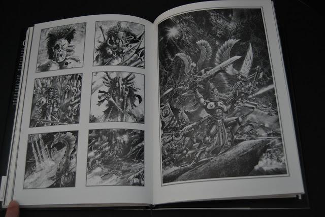 Artbook review - Inquis exterminatus DSC_0991