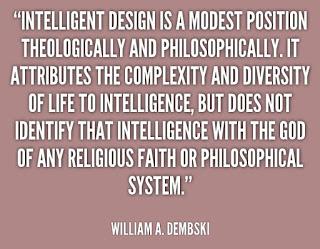 Evolution is a Lie - Intelligent Design is the Truth! Intelligent-god