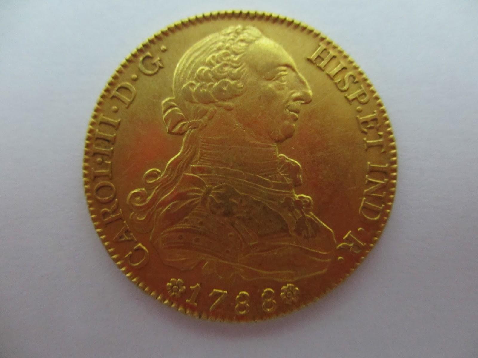 8 escudos 1788. Carlos III. Sevilla. IMG_1160