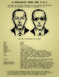 "FBI tem nova pista sobre ""pirata aéreo"" desaparecido em 1971  Dan%2BCooper_FBIbulletin"